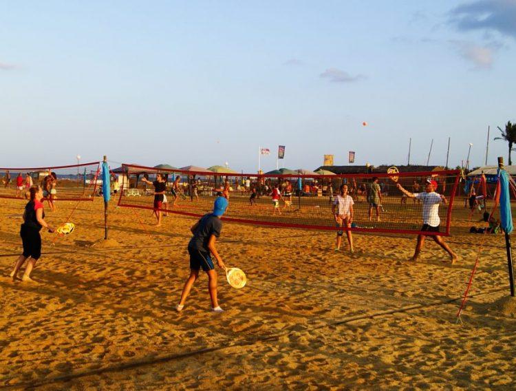 alquiler pistas tenis playa vera