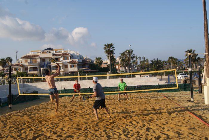 Indalo Beach Tennis Vera