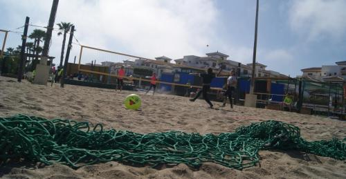 I y II DE INVIERNO OPEN INDALO - CIRCUITO SOL BEACH TENNIS - FEBRERO MARZO 2019 INDALO BEACH TENNIS CLUB VERA