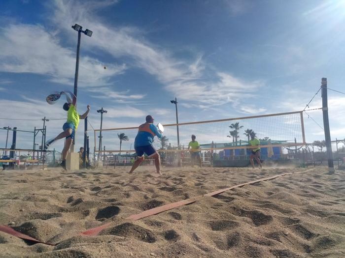Open I INVIERNOFEB08 Torneo Circuito Sol, Indalo Beach Tennis, Vera, Almería, Febrero 2019